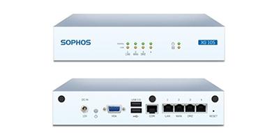SOPHOS XG-105 (UTM Appliance)
